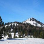 景鶴山 残雪期限定ルート ~ 山の鼻 1泊2日 雪山テント泊 ~