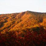 紅葉の安達太良山  ~ あだたら高原スキー場 周回 日帰り登山 ~