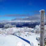 荒島岳 初冬 ~ 勝原コース 雪山 日帰り登山 ~